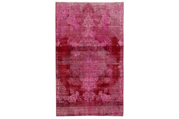 Teppich Unikat Vintage pink 234_143_09 cm