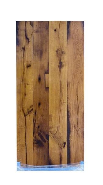 Tischplatte aus alten Scheunen Bohlen