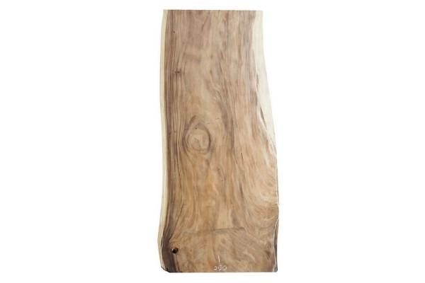 Tischplatte Natural Shape Suarholz Massiv 250_100_8 cm