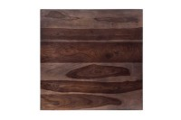 Tischplatte Palisanderholz antikbraun 80