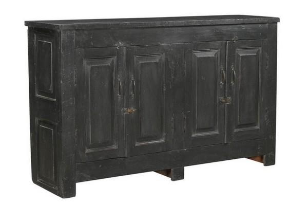 Sideboard Vintage schwarz