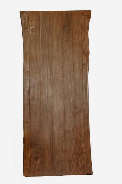 Esstischplatte Pohon Teakholz