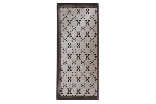 Notre Monde Tablett Bronze Gate 69 cm