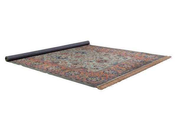 Teppich Vintage Orient türkis 200x300cm