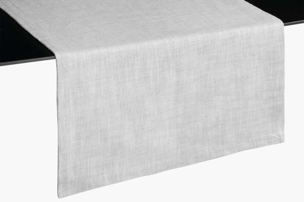 Reflex Tischläufer grau 45_150cm