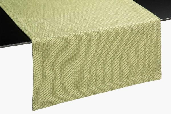 Cane Tischläufer grün 45_150 cm
