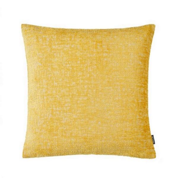 Dekokissen 40_40 cm gelb