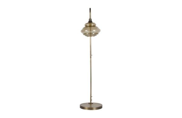 Stehlampe Obvious Messing antik h 154 cm