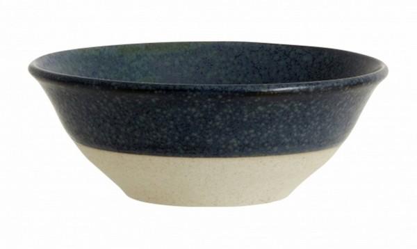 Grainy Schale dunkelblau D 15 cm