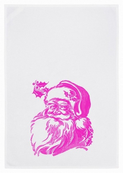Geschirrtuch Weihnachtsmann