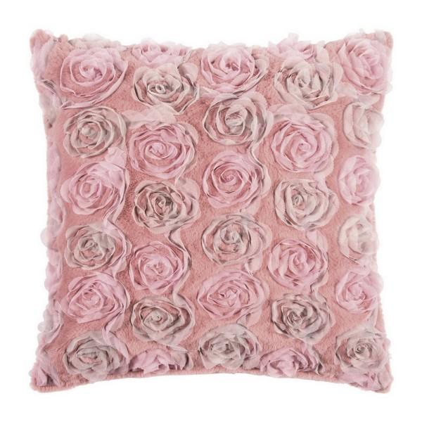 Kissenhülle _Cindarella_ 45_45 cm pink