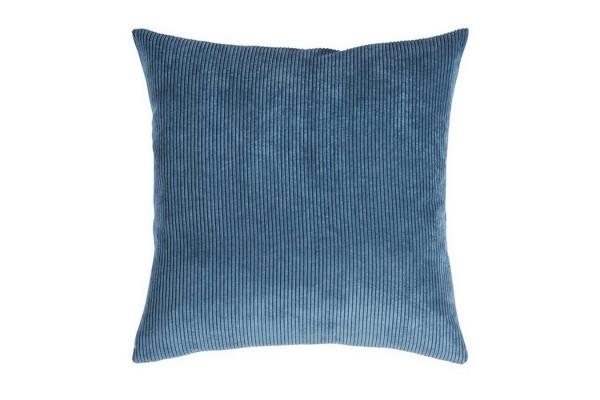 Casual Kissenhülle 60_60 cm blau