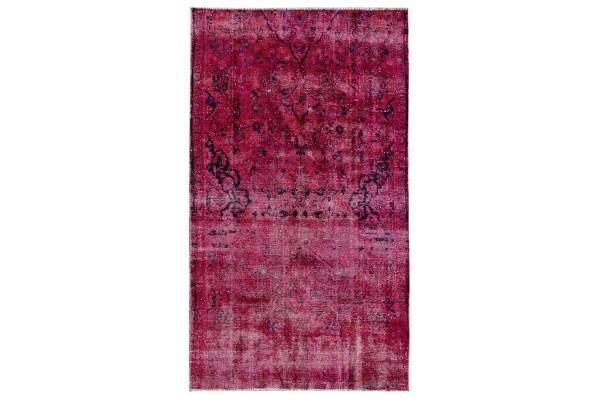 Teppich Unikat Vintage pink 250_157_09 cm