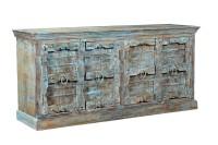 Sideboard Vintage hellblau