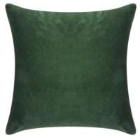 Elegance Kissenhülle 40_40cm dunkelgrün