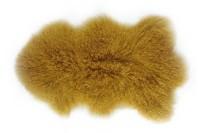Tibetanisches Lammfell Curry B 80 cm