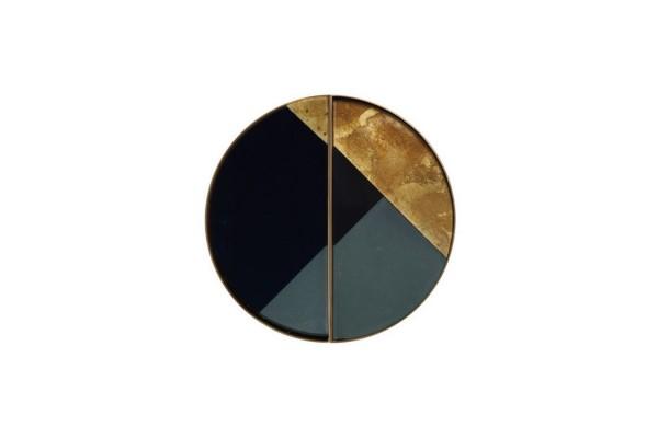 Notre Monde Tablett Geometric Half Moon