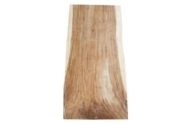 Tischplatte Suarholz Massiv 140_50_60_5 cm