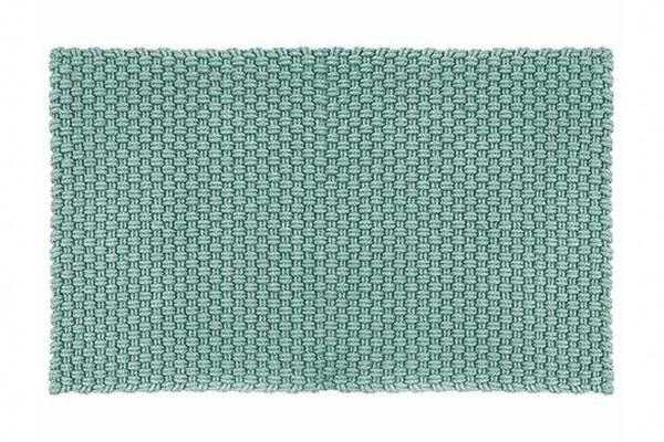Fußmatte _Uni_ opal 72_92 cm