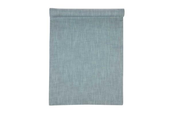 Tischläufer 45_150 cm blau