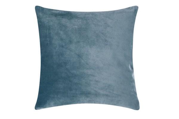 Smooth Kissenhülle 40_40 cm blau