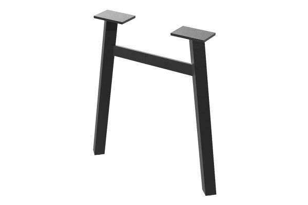 Tischgestell 4 Fuss Stahl