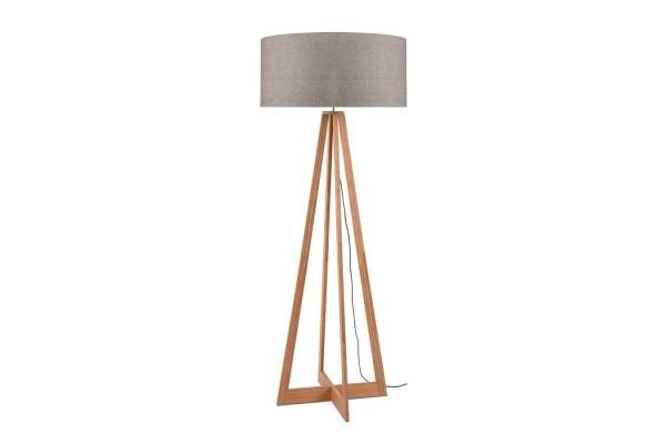 Stehlampe Everest Bambus natur beige H 158 cm
