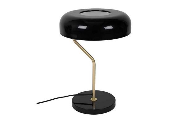 Tischlampe Eclipse schwarz_messing