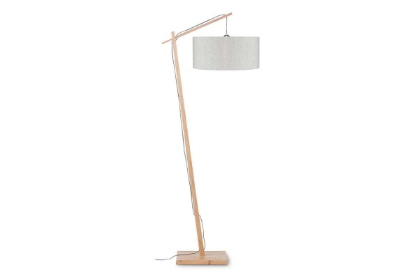 Stehlampe Andes Bambus natur H 176
