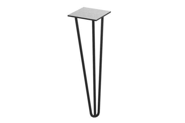 Tischgestell ZC-Rundrohr verjüngt