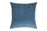 Casual Kissenhülle 50_50 cm blau
