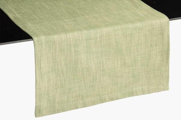 Reflex Tischläufer grün 45_150cm