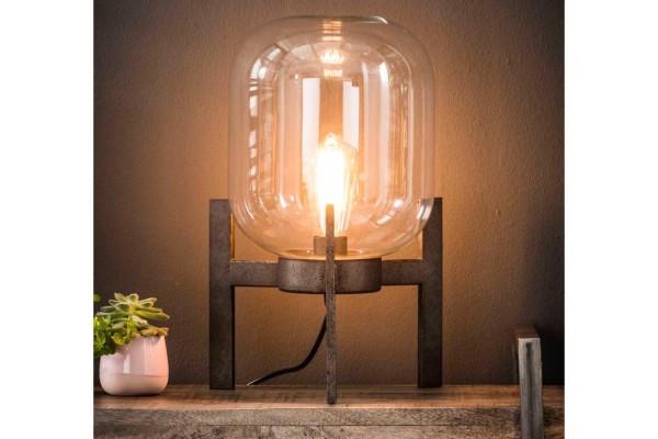 Tischlampe Industrial h 44 cm