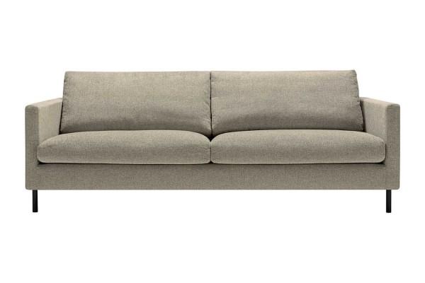 Sofa 3 Sitzer Impala Stoff King beige