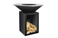 Ofyr Grill Classic Storage Black 100 cm