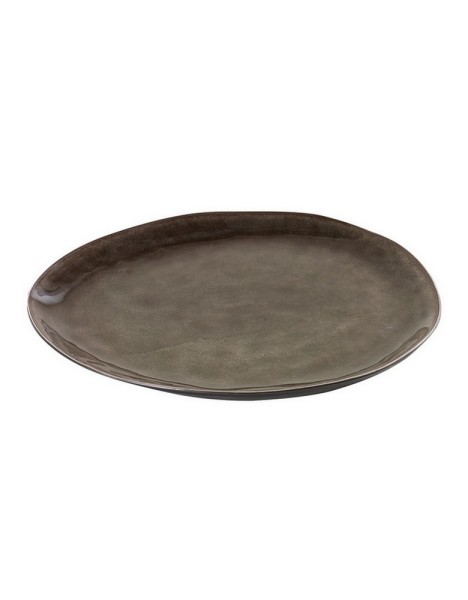 Pure by Pascale Naessens Teller oval gross grau