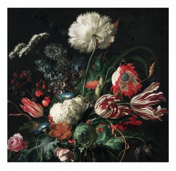 Tapete _Golden Age Flowers I_