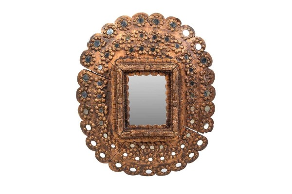 Spiegel Orient Style oval H 50