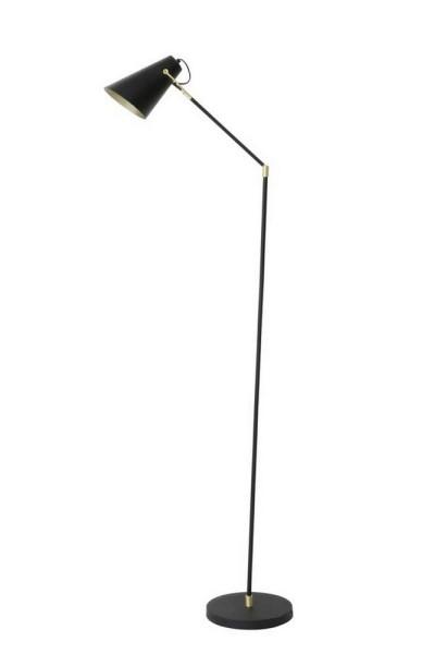 Stehlampe Borre schwarz h 205 cm