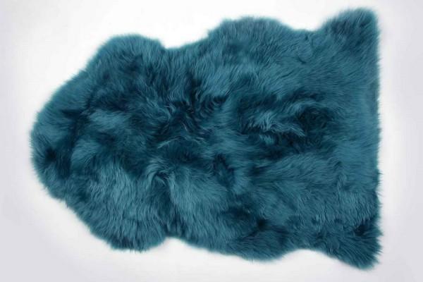 Schaffell Premium tasmanblau 95 cm