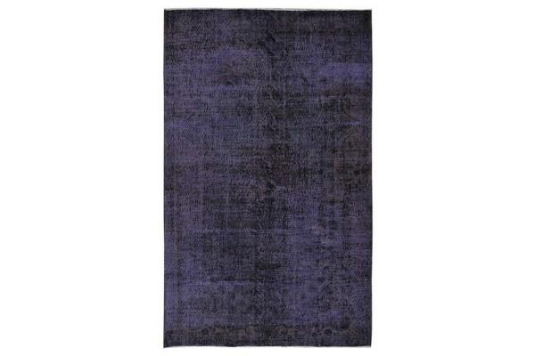 Teppich Unikat Vintage blau 288_184_09 cm